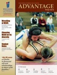 Wisco Advantage - Wisconsin Lutheran High School