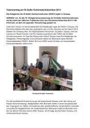 2013 protokoll dv ksv in gossau - RSV St.Gallen