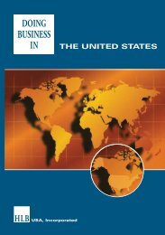 Doing Business in the USA - AmCham