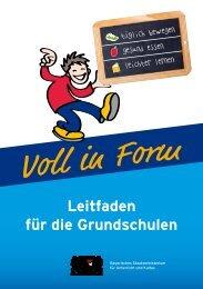 Leitfaden für die Grundschulen - Bayerisches Staatsministerium für ...
