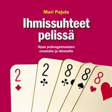 Ihmissuhteet peliss. trio.p65