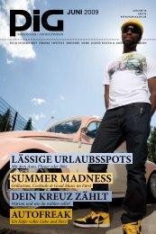 SUMMER MADNESS - PIGmagazin