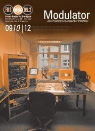 0910 - Freies Radio für Stuttgart