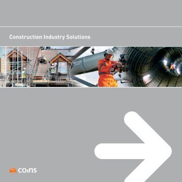 Construction Industry Solutions - Coins