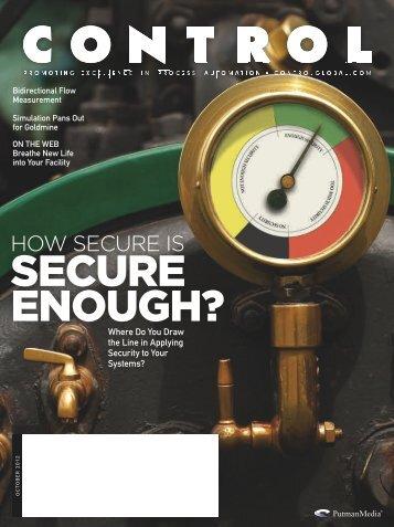 October 2012 - Control Global