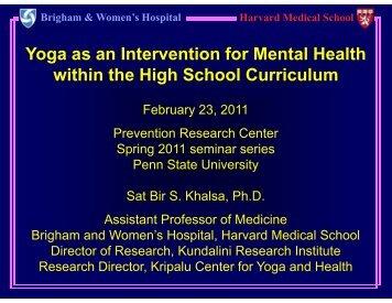 Mental health courses in United Kingdom