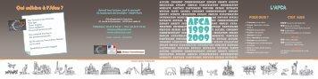 Plaquette 20 ans - AFCA-MAE Association Française des Conjoints ...