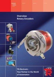 Incremental encoder - TR Electronic