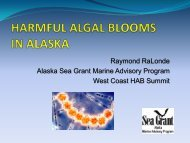Raymond RaLonde - Center for Sponsored Coastal Ocean Research