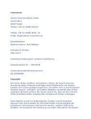 (0) 39485-6530-0 Telefax +49 (0) 39485 6530 -10 - Hüttner ...