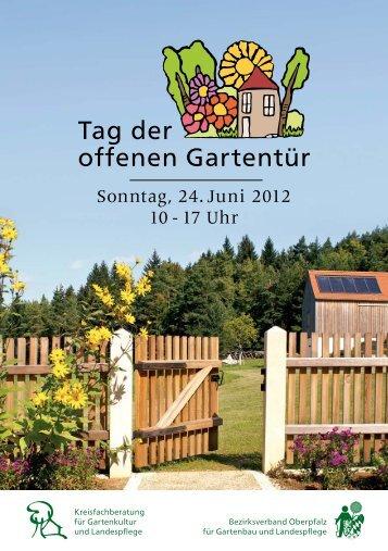 Sonntag, 24. Juni 2012 10 -  17 Uhr  - Bayerischer Landesverband für ...