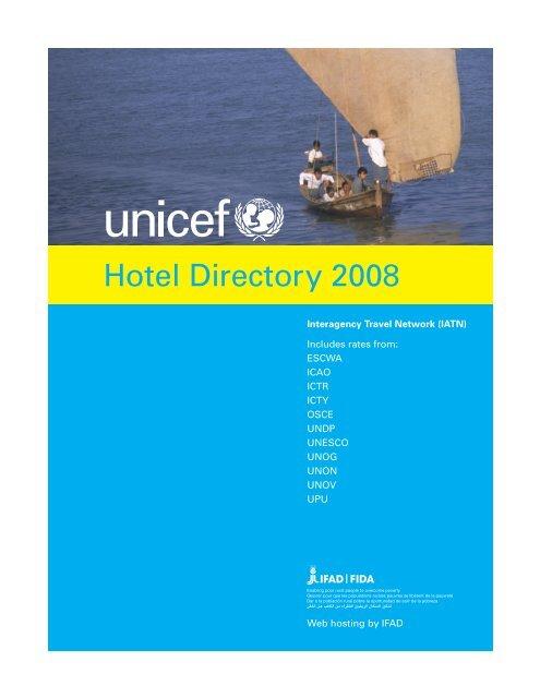 Hotel Directory 2008 Sas