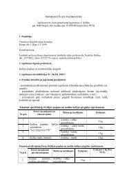 Paziņojuma teksts - FKTK