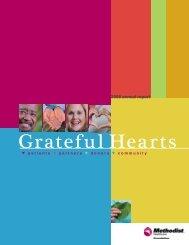 Grateful Hearts - Methodist Healthcare