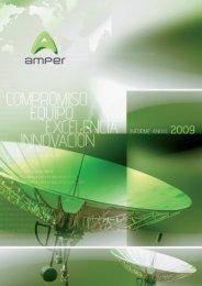 Informe Anual - Amper
