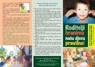 Roditelji - Zavod za javno zdravstvo Istarske županije