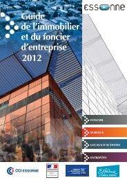 Guide Immobilier 2012 - Agence pour l'économie en Essonne