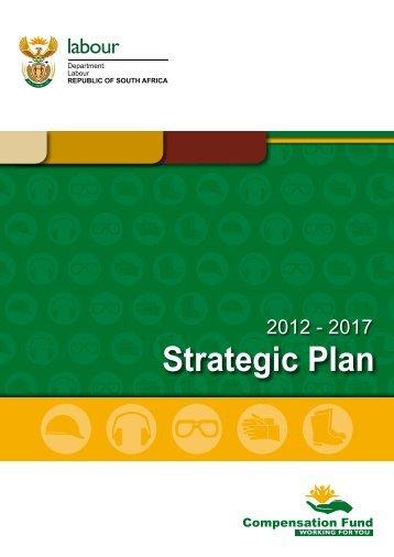 Compensation Fund Strategic Plan - Department of Labour