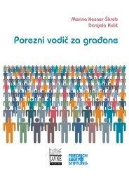 Porezni vodič za građane - Institut za Javne Financije