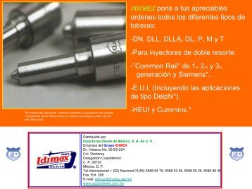 idimex - grupoidimex.com.mx