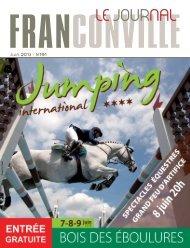 Juin 2013 - Franconville