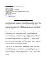 NEWS RELEASE for IMMEDIATE RELEASE DIANA ROBERTS ...
