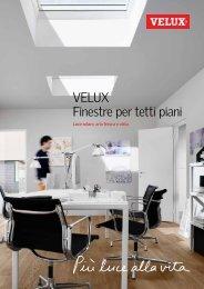 VELUX Finestre per tetti piani - VELUX Schweiz AG