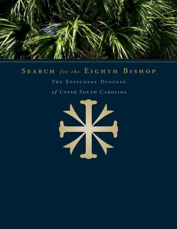 Search for the Eighth Bishop - Episcopal Elections