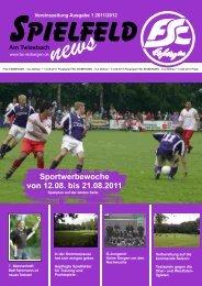 Vereinszeitung FSC 1_11.cdr - FSC Eisbergen