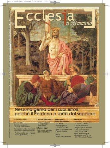 Aprile_2010:Pag prova.qxd.qxd - Diocesi Suburbicaria Velletri - Segni