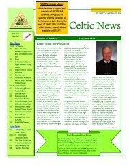 Newsletter May 2011.pub - Trinity Catholic High School