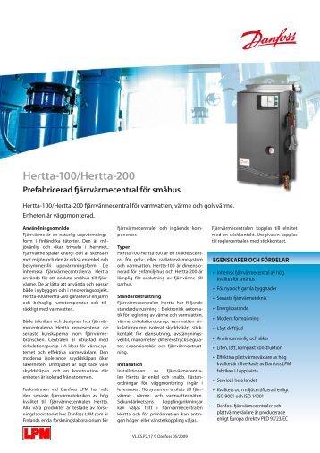 Hertta-100/Hertta-200
