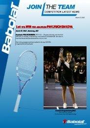PAVLYUCHENKOVA - Sportson International Oy Ltd