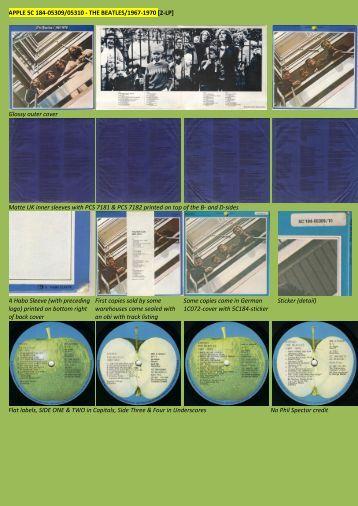 The Beatles Complete Scores - AbeBooks