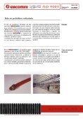 Giacotherm Tubo en PE-X para sistemas de calefacción y ... - Page 2