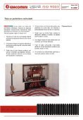 Giacotherm Tubo en PE-X para sistemas de calefacción y ... - Page 7