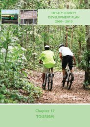 Tourism.pdf - Offaly County Council