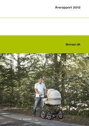 Årsrapport 2012 Barsel.dk - ATP