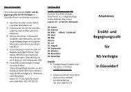Informationen Düsseldorf - Bundesverband Information und ...