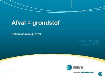 Afval = grondstof - Gemeente Schiedam