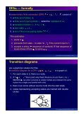 Deterministic Finite Automata (DFA) Nondeterministic Finite Automata - Page 6