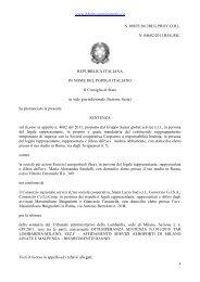 Il diritto amministrativo