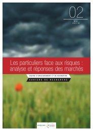 Cahiers de recherche vol 2 - Institut Finance Dauphine - Université ...