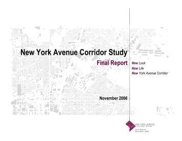 New York Avenue Corridor Study