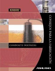 Manual de Fabricación: Resinas Derakane-Ashland (Español)