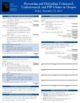 Presenting and Defending Uninsured, Underinsured, and PIP ... - Page 4