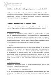 Deutsche Gesellschaft für Völkerkunde e.V.