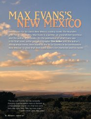 Max Evans's New Mexico - Tim Keller Photography