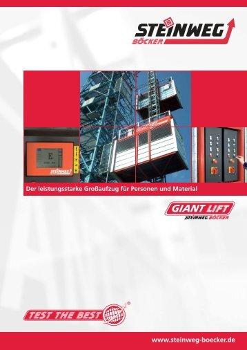 steinweg_giant-lift_lay2.qxd:Layout 1 - Steinweg-Böcker