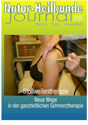 Natur-Heilkunde Journal 2008-03